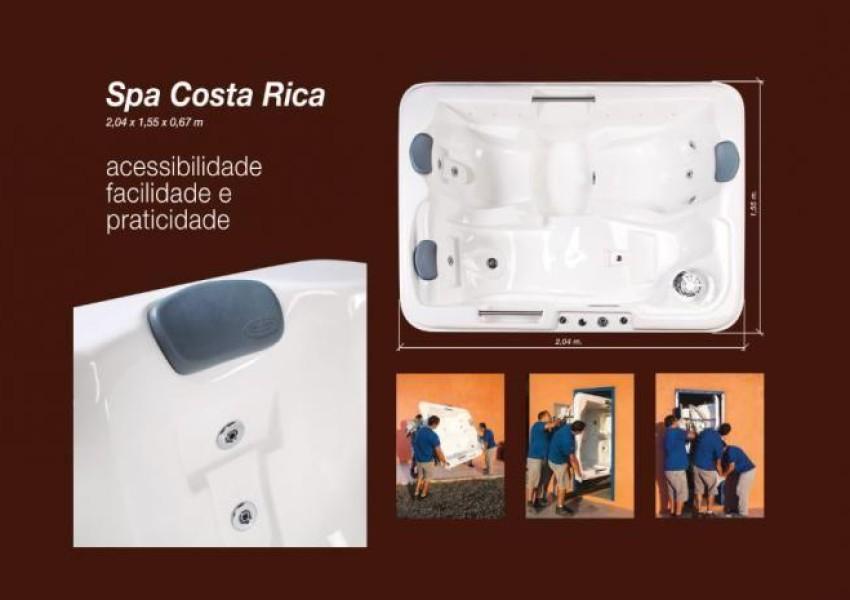 Foto de Spa Costa Rica Acrílico