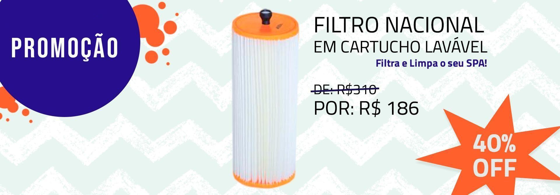 Promoção Filtro